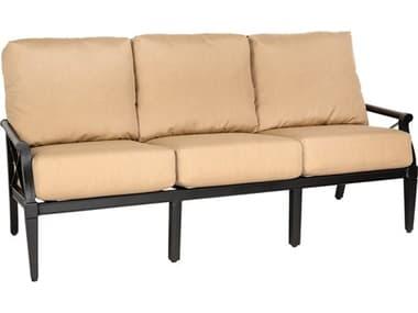 Woodard Andover Cushion Aluminum Sofa WR510420