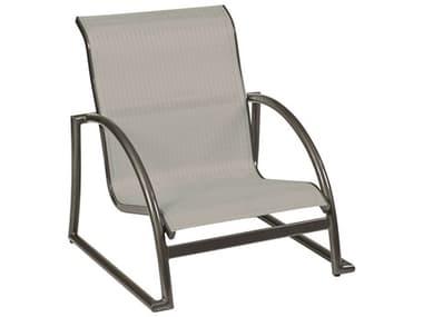 Woodard Tribeca Aluminum Stackable Sand Lounge Chair WR5D0440