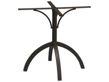 Woodard Aluminum Alternative Bistro Pedestal Table Base WR654800
