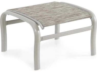 Winston Savoy Sling Aluminum Ottoman WSM54008