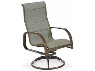 Winston Seagrove II Sling Aluminum Ultimate High Back Swivel Tilt Chair WSM62059