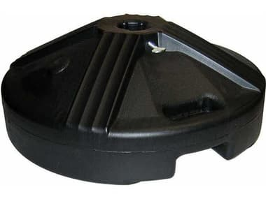 Winston Universal Resin Black Umbrella Base WSM9650B