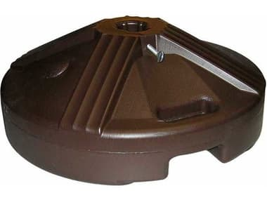 Winston Universal Aluminum Dark Brown Umbrella Base WSM9650D