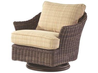 Whitecraft Sonoma Wicker Swivel Lounge Chair WTS561015