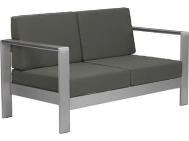 Zuo Outdoor Cosmopolitan Sofa Cushion Dark in Gray ZD703849
