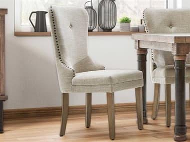 AICO Furniture Crossings Reclaimed Barn Side Dining Chair AICKICRSG003217N