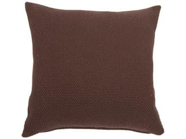 AICO Furniture Clarissa Chocolate Decorative Pillow AICBCSDP22CLRSACHC