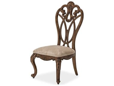 AICO Furniture Eden Paradise Ginger Side Dining Chair AIC9055033211