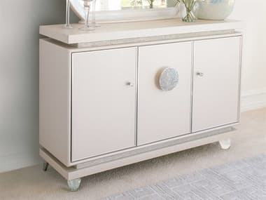 Aico Furniture Michael Amini Glimmering Heights Ivory Sideboard AIC9011007111