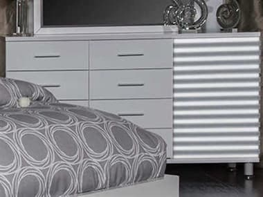 AICO Furniture Horizons 7 Drawers Double Dresser AIC9012650108