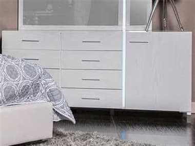 AICO Furniture Lumiere 6 Drawers Double Dresser AIC9013650104
