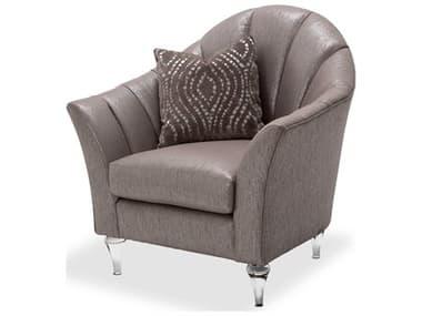 Aico Furniture Michael Amini Maritza Opal Accent Chair AICSTMRITZ35OPL002