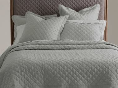 AICO Furniture Oslo Gray Six-Piece King Quilt Set AICBCSKQT6OSLOGGRY