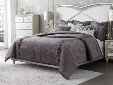 AICO Furniture Richmond Slate Nine-Piece Queen Comforter Set AICBCSQS09RCHMDSLT