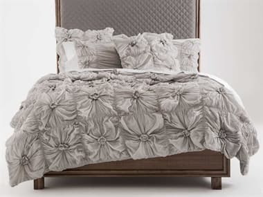 AICO Furniture Savanna Stone Six-Piece King Comforter Set AICBCSKS06SAVNASTN