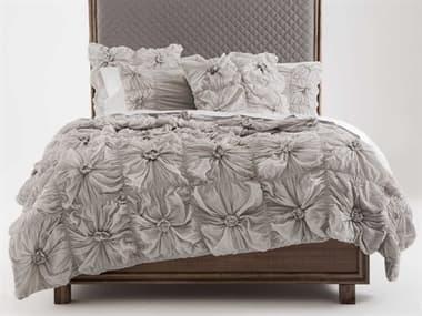 AICO Furniture Savanna Stone Five-Piece Queen Comforter Set AICBCSQS05SAVNASTN
