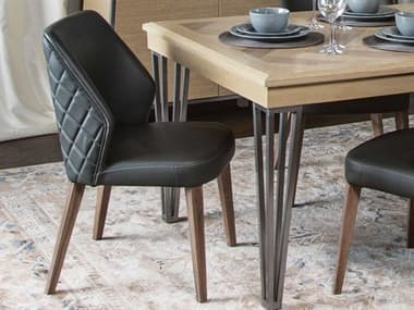 AICO Furniture Silverlake Village Washed Oak Side Dining Chair AICKISLVG003129