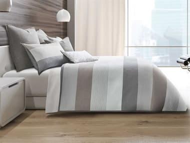 AICO Furniture Ultra Grey Eight-Piece King Duvet Set AICBCSKD08ULTRAGRY