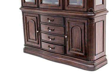 Aico Furniture Michael Amini Villagio Hazelnut Buffet AIC5860644