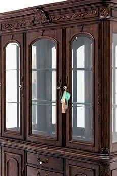 AICO Furniture Villagio Hutch AIC5860544
