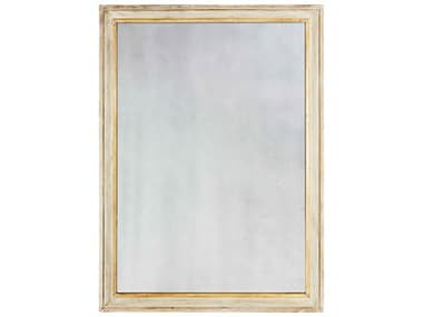 Aidan Gray Serenity Natural 45''W x 61''H Rectangular Wall Mirror AIDDM106