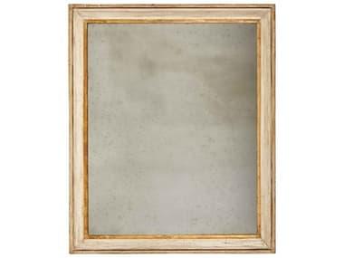 Aidan Gray Serenity Natural 38''W x 45''H Rectangular Wall Mirror AIDDM106M