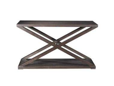 Allan Copley Designs Halifax 52 x 18 Rectangular Espresso Console Table AN341003