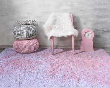 Amer Rugs Odyssey Pink Rectangular Area Rug ARODY2REC