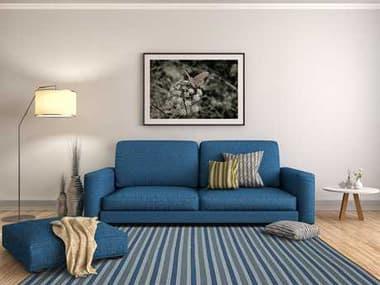 Amer Rugs Paramount Blue / Taupe / Gray Rectangular Area Rug ARPAR2D