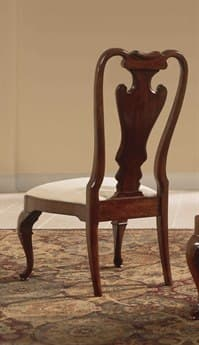 American Drew Cherry Grove Classic Antique Splat Back Side Chair AD792636