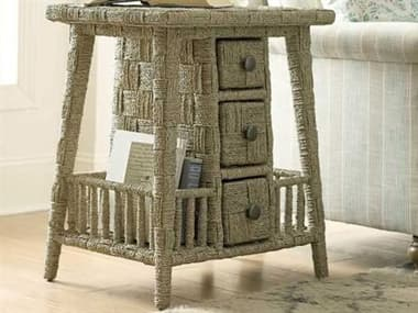 American Drew Litchfield 24'' Wide Rectangular End Table AD750918