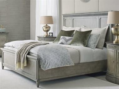 American Drew Savona Katrine Maple and Elm King Panel Bed AD654310R