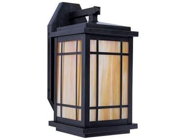 Arroyo Craftsman Avenue 1-light 8'' Wide Glass Outdoor Wall Light AYAVB8