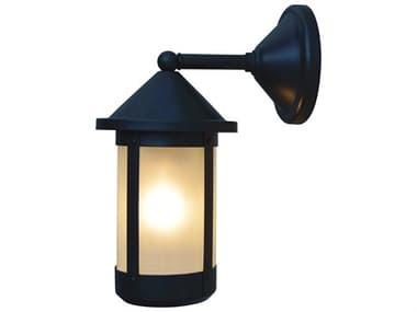 Arroyo Craftsman Berkeley 1-light Glass Outdoor Wall Light AYBB6W