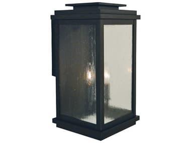 Arroyo Craftsman Bournemouth 2-light Glass Outdoor Wall Light AYBOW8