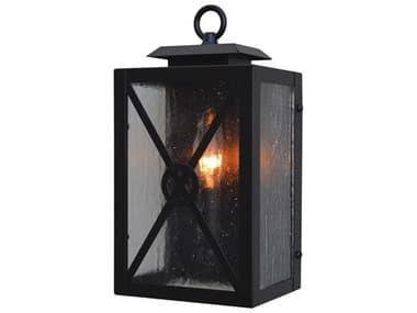 Arroyo Craftsman Exeter 1-light Glass Outdoor Wall Light AYEXS6