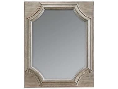 A.R.T. Furniture Arch Salvage Searless Parch 48''W x 40''H Square Wall Mirror AT2331202802
