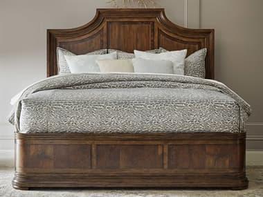 A.R.T. Furniture Kingsport Medium Oak California King Panel Bed AT2801372603