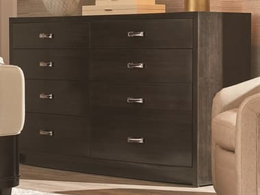 A.R.T. Furniture Prossimo Marrone Eight-Drawer Double Dresser AT2501301814