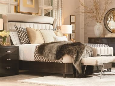 A.R.T. Furniture Prossimo Marrone King Platform Bed AT2501261814
