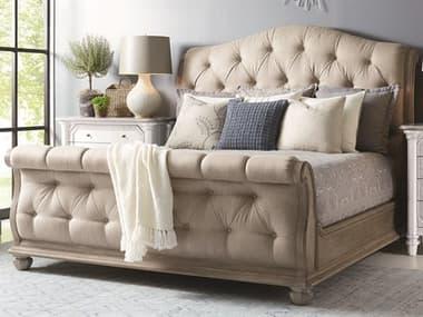 A.R.T. Furniture Summer Creek Scrubbed Oak California King Sleigh Bed AT2511271303