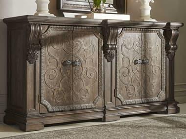A.R.T. Furniture Vintage Salvage Walnut Buffet AT2312512812