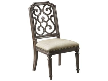A.R.T. Furniture Vintage Salvage Tristan Walnut Side Dining Chair (Set of 2) AT2312042812