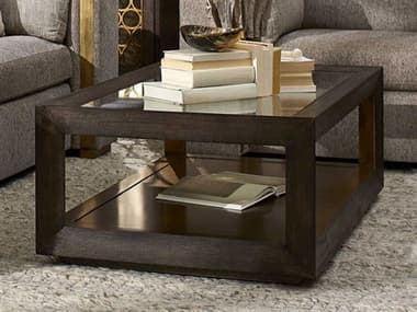 A.R.T. Furniture Woodwright Brown 52'' Wide Rectangular Coffee Table AT2533002315