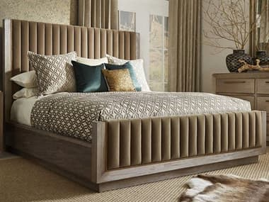 A.R.T. Furniture Woodwright Champagne Queen Panel Bed AT2531452325
