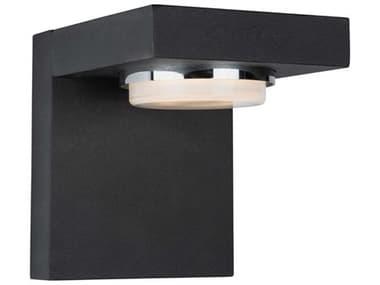 Artcraft Lighting Cruz Matte Black One-Light LED Outdoor Wall Light ACAC7231BK