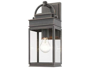 Artcraft Lighting Fulton Oil Rubbed Bronze 6'' Wide Outdoor Wall Light ACAC8220OB