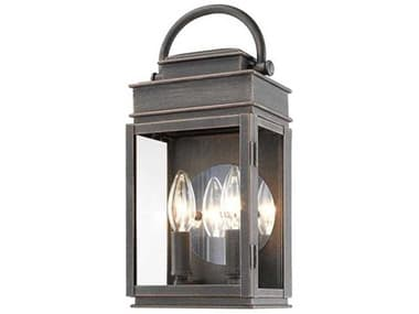 Artcraft Lighting Fulton Oil Rubbed Bronze Two-Light 6'' Wide Outdoor Wall Light ACAC8221OB