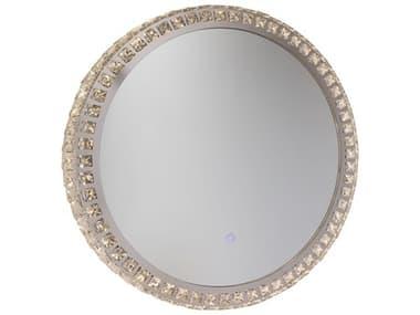 Artcraft Lighting Reflections Crystal Wall Mirror ACAM302