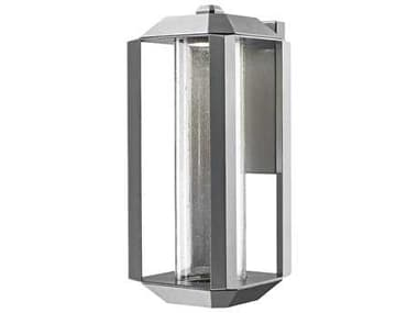 Artcraft Lighting Wexford Silver LED Outdoor Wall Light ACAC9091SL